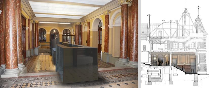 wohnen otto m ller architekten. Black Bedroom Furniture Sets. Home Design Ideas